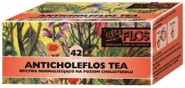 Anticholeflos 42 TEA 25fix - cholesterol HERBA-FLOS