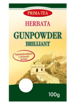 Herbata GUNPOWDER 100g PRIMA-TEA