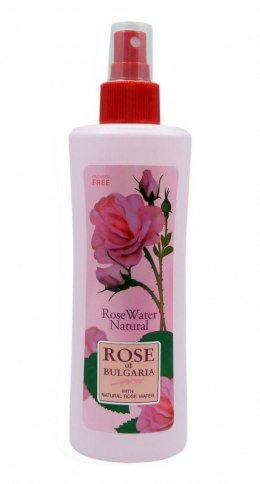 ROSE Woda różana z atomizerem 230ml BIOFRESH