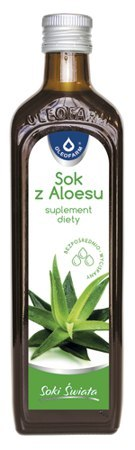 OLEOFARM Aloes sok 500ml